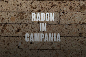 Tufo e radon in Campania